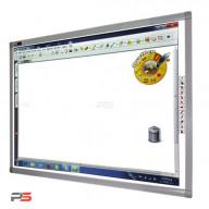 برد هوشمند الیوتی تک کاربره olivetti electromagnet whiteboard