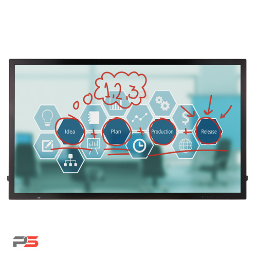 تلویزیون لمسی ال جی LG 55TC3CG-H