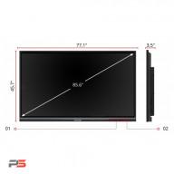 نمایشگر لمسی هوشمند ویوسونیک ViewSonic IFP8650-Gen3
