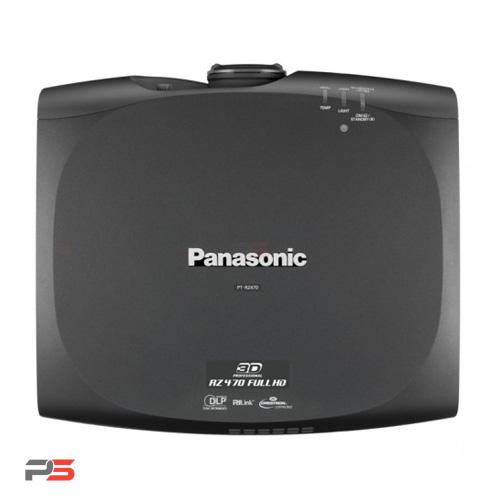 ویدئو پروژکتور لیزری Panasonic PT-RZ470