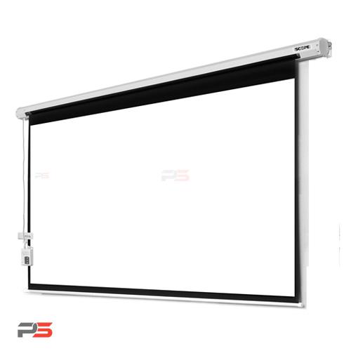 پرده نمایش برقی اسکوپ 250 Motorized Projector Screen