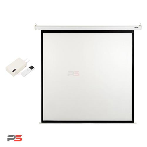 پرده نمایش برقی اسکوپ Motorized Projector Screen 300×400