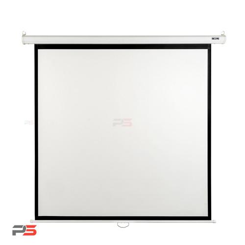 پرده نمایش دستی اسکوپ 180 Manual Projector Screen