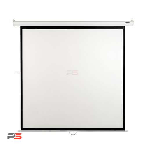 پرده نمایش دستی اسکوپ 300 Manual Projector Screen