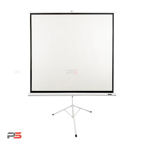 پرده نمایش پایه دار اسکوپ 180 Tripod Projector Screen