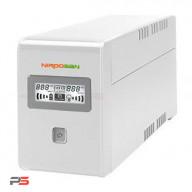 یو پی اس لاین اینتراکتیو 650VA-LCD باتری داخلی نیروسان